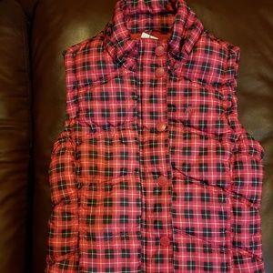 Girls Ae'ropostale Puffer Vest